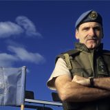General Dallaire in his United Nations Uniform