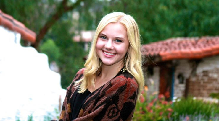 Headshot of Cassidy Jensen