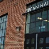 Crean Hall at Chapman's campus in Orange, Ca