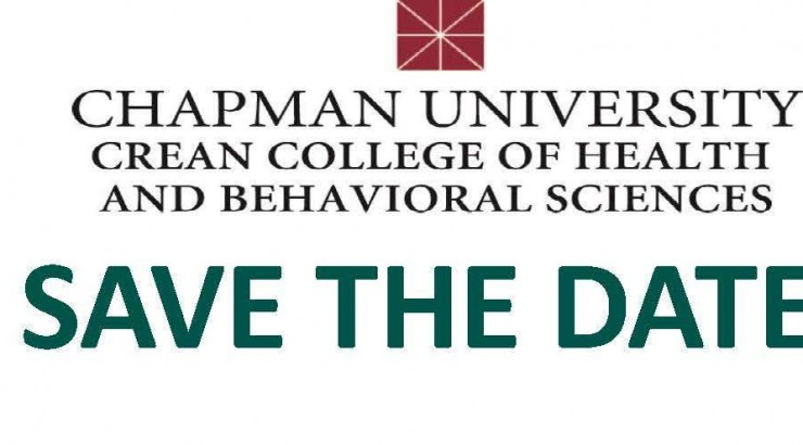 Save the Date for Health and Behavioral Sciences shoutout