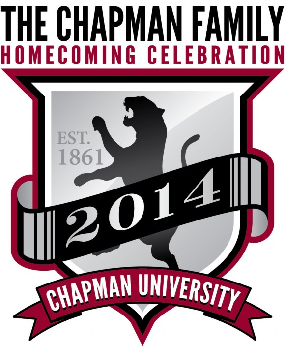 Chapman Family Homecoming Celebration logo 2014