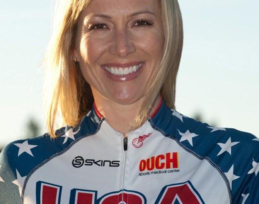 Dotsie Bausch from Team USA