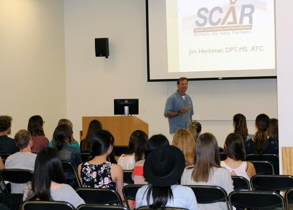 SCAR Presenters Speak