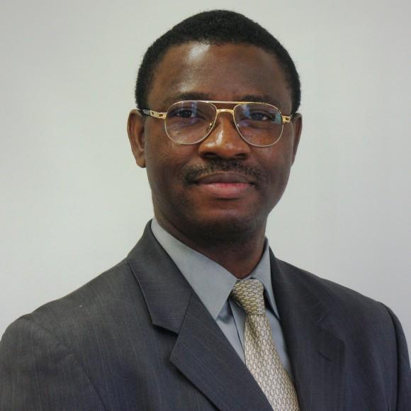 Dr. Emmanuel John's headshot
