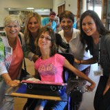 Rise Above Disabilities (RAD) Camp Attendees