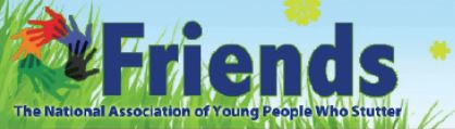 Friends: The National Association of Young People Who Stutter logo