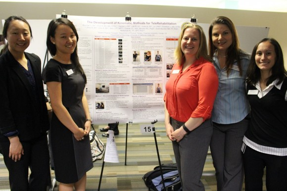 Students Presenting Posters at Rinker Grad Student Research Day