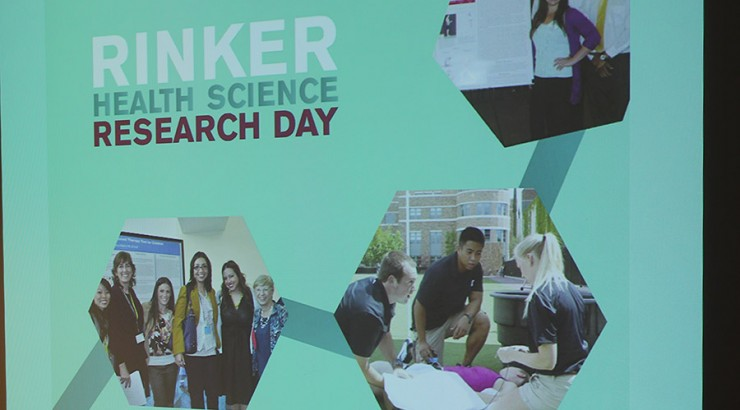 Rinker Grad Student Research Day