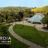 Airal Image of Concordia Campus