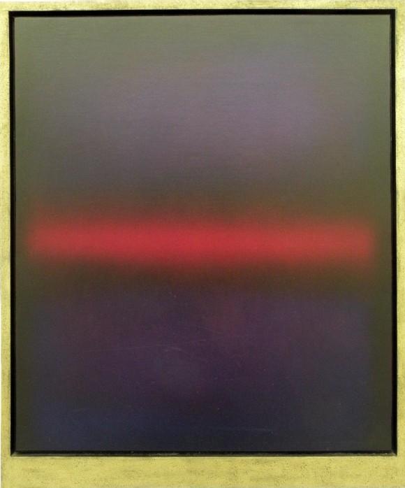 Dark 14, by Eric Orr