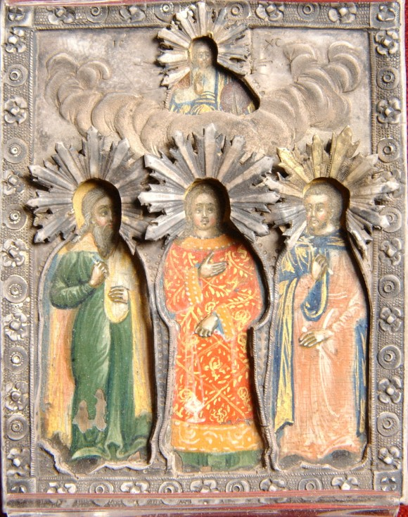 """Three Saints"""