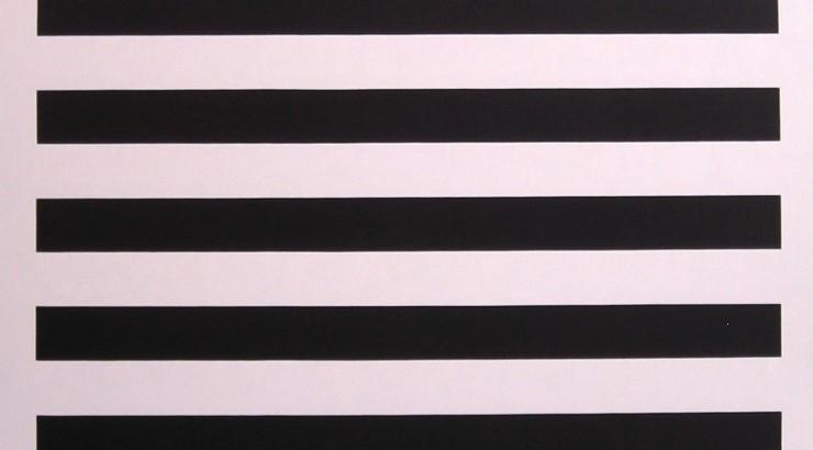 Black/Green #3 by Edith Bauman