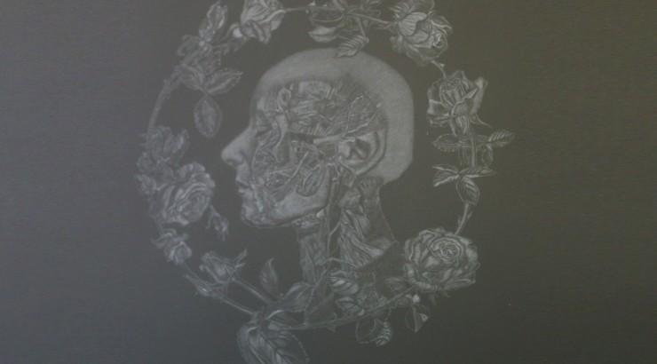 Study for Briar Rose by Carol Caroompas