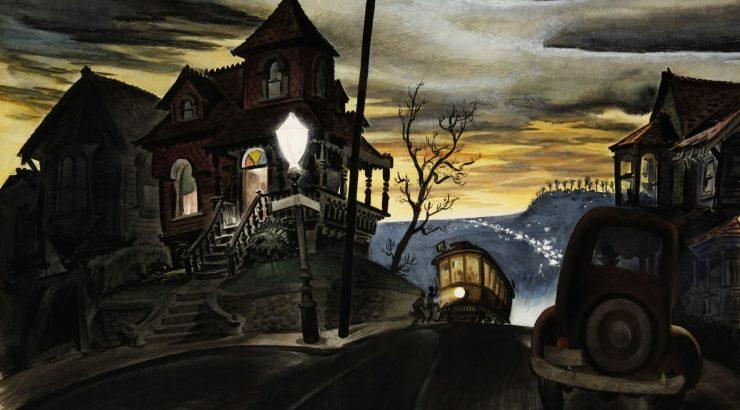 Bunker Hill, by Preston Blair