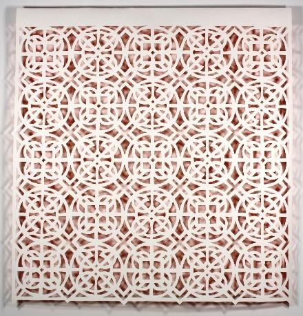 Reni Gower. Papercuts:White/cb, 2012