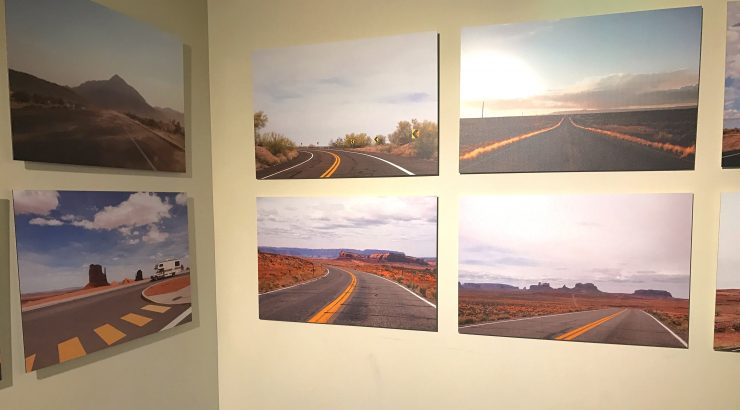Photography from Moving Forward, Looking Back by Janire Nájera.