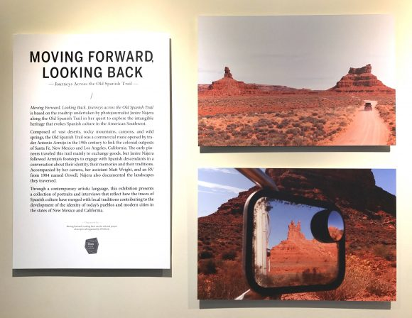Introduction Text and Photography from Moving Forward, Looking Back