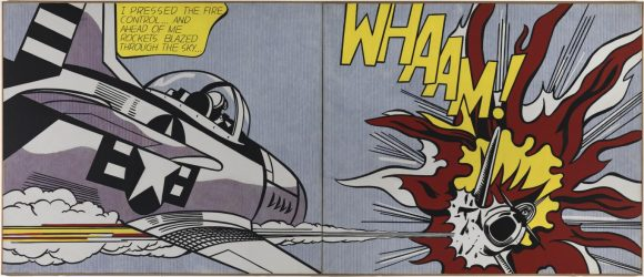 http://www.tate.org.uk/art/artworks/lichtenstein-whaam-t00897