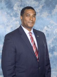 "Associate Dean of Student Affairs, Lawrence ""LB"" Brown"