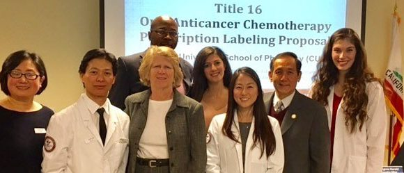 PharmD Capstone Team Advocates for Drug Disposal