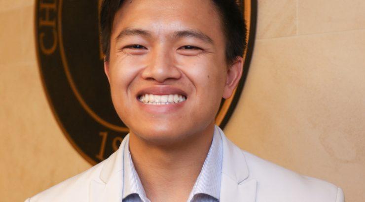 Michael Phan, PharmD, ('18)