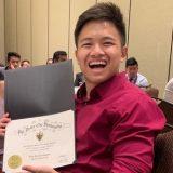 CUSP Delta Epsilon Chapter receives100% Achievement Award