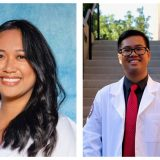 Jenna Griffin, Michelle Grace Guerrero, Danny Pham and Courtney Wong