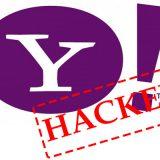 Yahoo Logo hacked