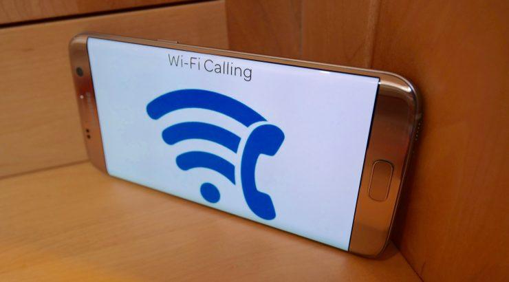 Smart phone Wi-Fi calling