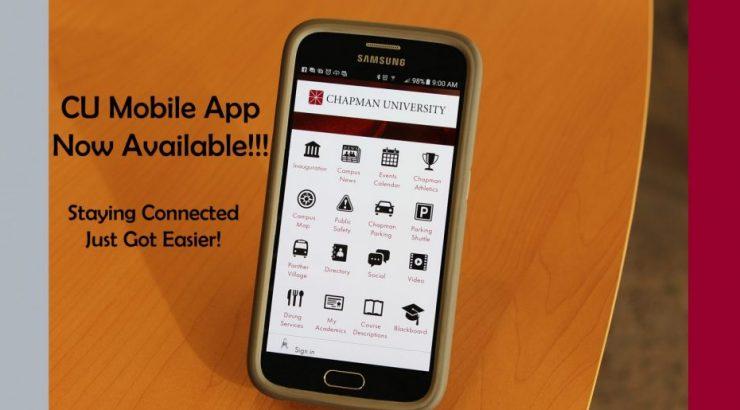 CU Mobile App