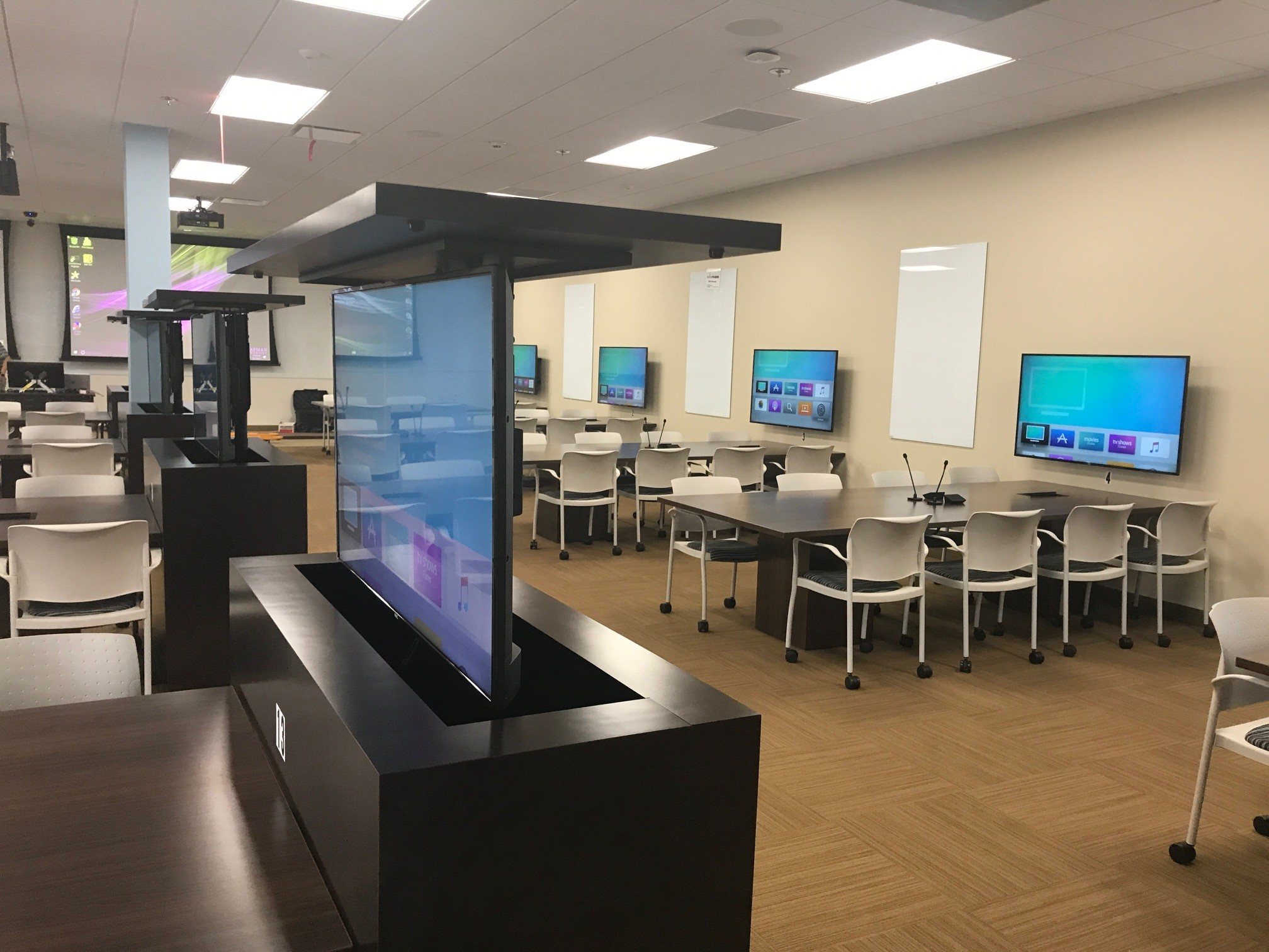 Classroom Overhaul Information Systems Amp Technology