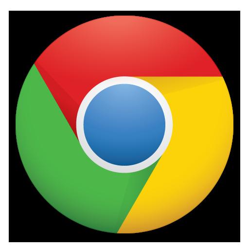 Web Browser Logo - Chrome