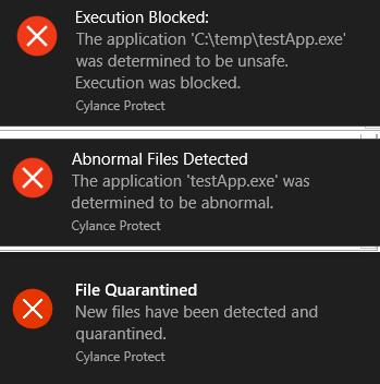 PC Notification