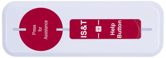 Snapshot of the IS&T help button.