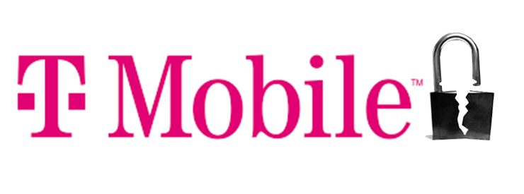 Image of the T-Mobile logo with a broken padlock next to it.