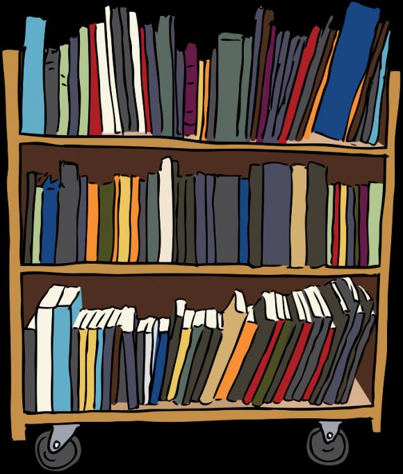 SteveLambert_Library_Book_Cart