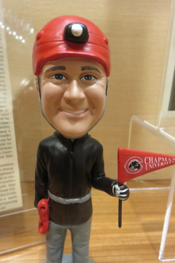 Jim Doti Mountaineering Bobblehead