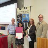 Ross Undergraduate Research Prize Winner
