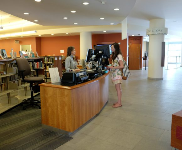 Questions? We Have Answers! - Utilizing the Reference Desk