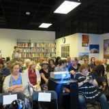 Screening Crowd