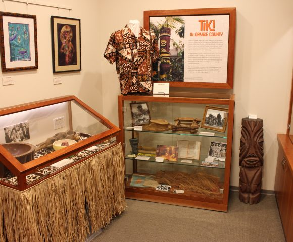 Summertime at the Leatherby Libraries - Exhibits,