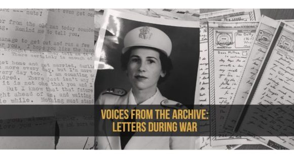 """""""Voices from the Archive: Letters During War"""" Podcast -"""