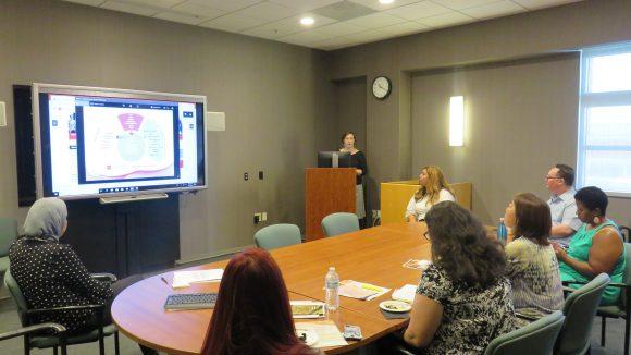Erin Pullin, Director of Diversity & Inclusion at Chapman University