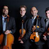 Quartetto di Cremona visit to the Temianka Archives