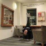 Exploring the Library: Vernon Smith Reading Alcove