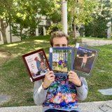 Exploring the Library: Illustrations from President Doti's Children's Books
