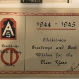 Christmas in the Center for American War Letters Archives