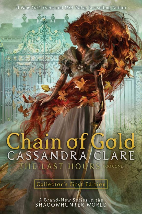 Book cover for Chain of Gold by Cassandra Clare