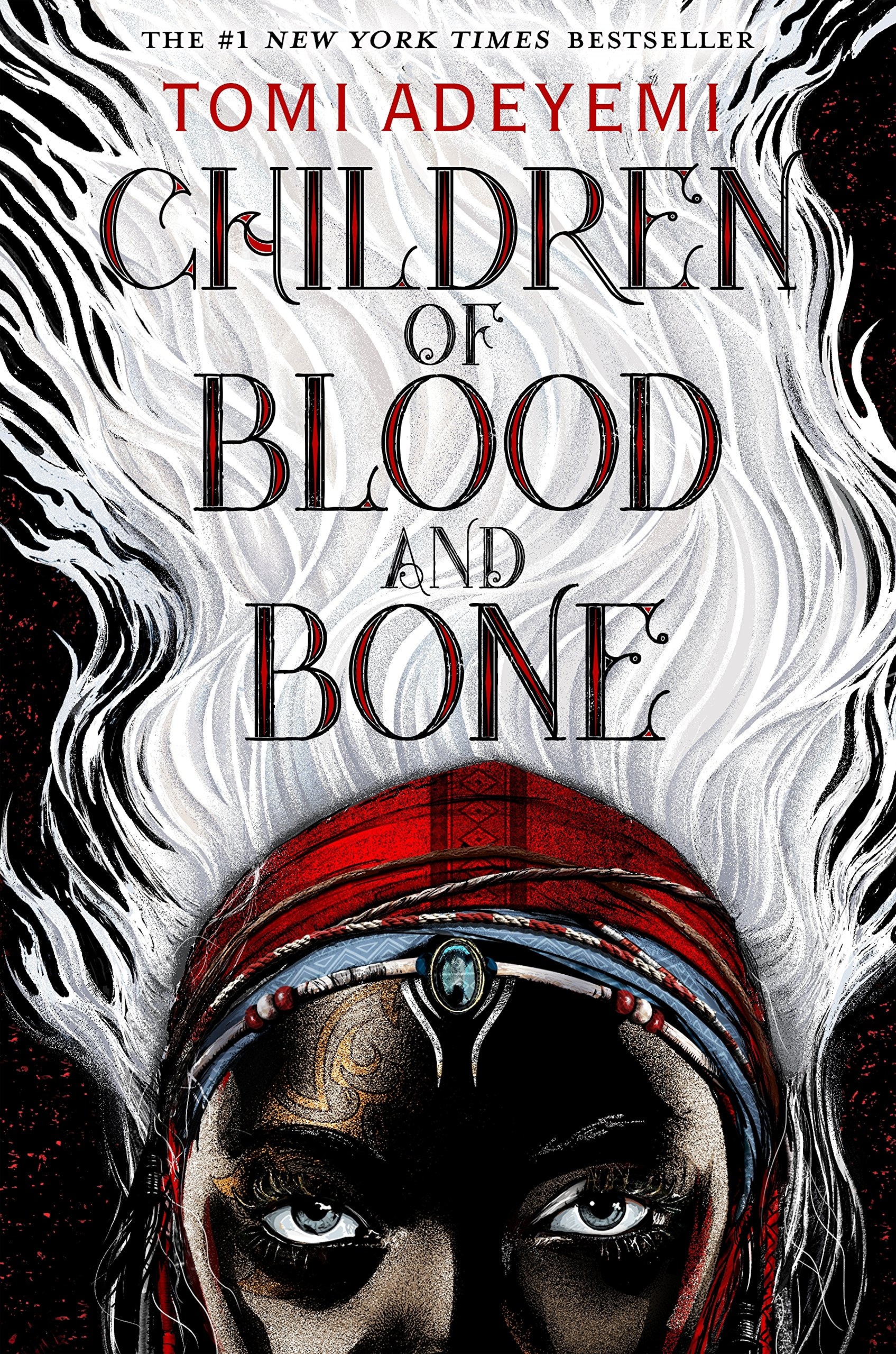 Cover of the book Children of Blood and Bone.