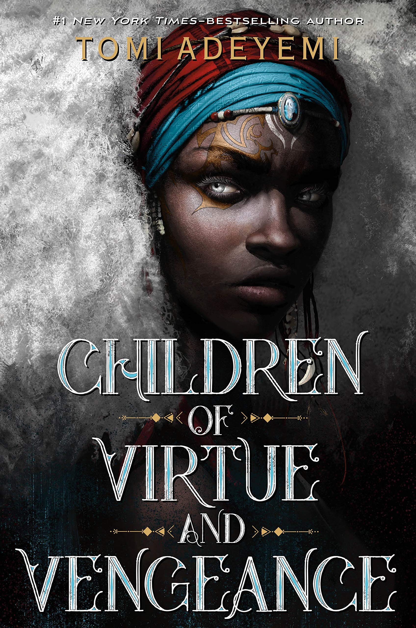 Cover of the book Children of Virtue and Vengeance